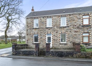 Thumbnail 4 bed cottage for sale in Dulais Road, Seven Sisters, Neath