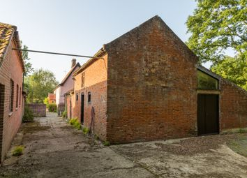 Thumbnail 4 bed barn conversion for sale in Reeders Lane, Alpington, Norwich