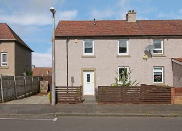 Thumbnail 2 bed semi-detached house for sale in 24 Clermiston View, Edinburgh