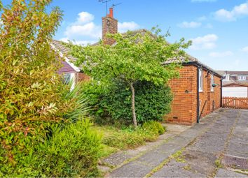 Thumbnail 2 bed semi-detached bungalow for sale in Cookridge Avenue, Leeds
