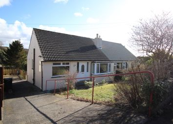 Thumbnail 2 bed semi-detached bungalow for sale in Church Hill, Carnforth, Lancashire