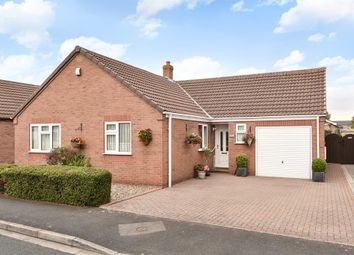 Thumbnail 3 bed bungalow for sale in Southfield Road, Pocklington, York