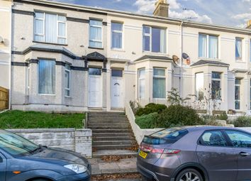 Thumbnail 5 bedroom terraced house for sale in South View Terrace, Plymouth
