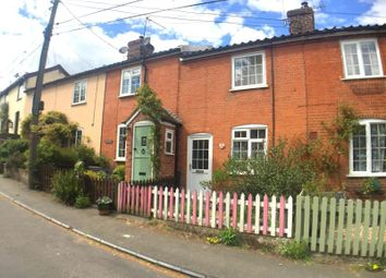 Thumbnail 2 bedroom cottage to rent in High Street, Tuddenham, Ipswich