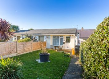 Thumbnail 1 bed bungalow for sale in 9 Tropicana Bungalows, Castel, Guernsey