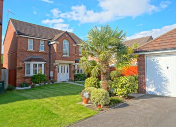 Thumbnail 4 bed detached house for sale in Sevilla Close, Binley, Coventry