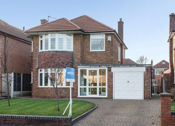 Thumbnail 3 bed detached house for sale in Shaftesbury Avenue, Altrincham, Cheshire