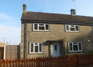 Thumbnail 3 bed semi-detached house for sale in Gascelyn Close, Chippenham