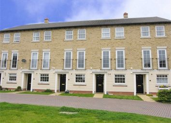Thumbnail 3 bedroom town house to rent in Orchard Way, Lower Cambourne, Cambourne, Cambridge