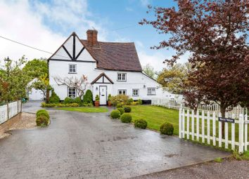 Thumbnail 4 bed detached house for sale in Chelmsford Road, Blackmore, Ingatestone