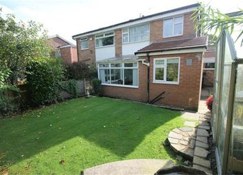 Thumbnail 3 bedroom semi-detached house for sale in Rosedale Avenue, Sharples, Bolton, Lancashire