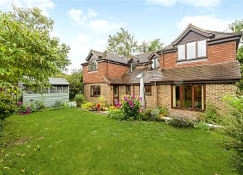 Thumbnail 5 bed detached house for sale in The Laurels, Henfield, West Sussex