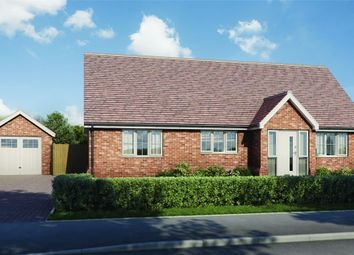 Thumbnail 3 bed detached bungalow for sale in Plot 4 'old Stables', Walton Road, Kirby-Le-Soken, Frinton-On-Sea, Essex