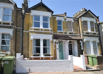 Thumbnail 3 bed terraced house for sale in Fernholme Road, Nunhead, London