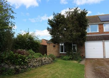 Thumbnail 3 bed semi-detached house for sale in Main Road, Ratcliffe Culey, Atherstone