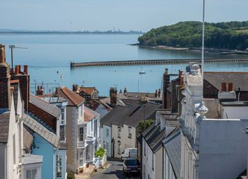 Thumbnail 3 bed town house for sale in Union Road, Cowes