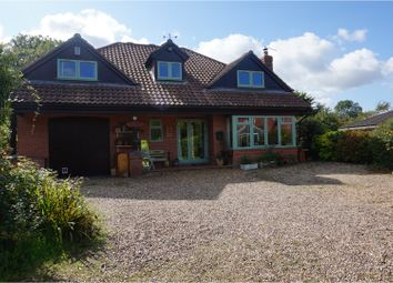 Thumbnail 4 bed detached house for sale in Carters Loke, Norwich