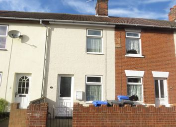 Thumbnail 2 bedroom terraced house for sale in Ontario Road, Lowestoft