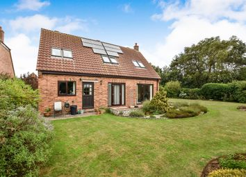 Thumbnail 4 bedroom detached house for sale in Church Lane, Moor Monkton, Harrogate