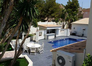 Thumbnail 5 bed villa for sale in Calle Oslo, Nucia, La, Alicante, Valencia, Spain