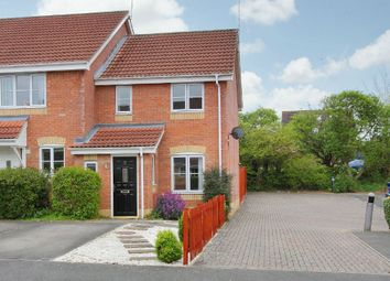 Thumbnail 2 bedroom end terrace house for sale in Elder Crescent, Andover