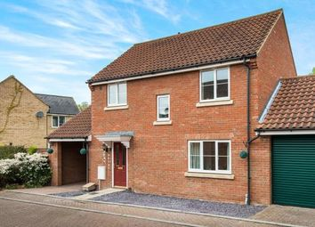 Thumbnail 3 bedroom link-detached house for sale in Little Plumstead, Norwich, Norfolk
