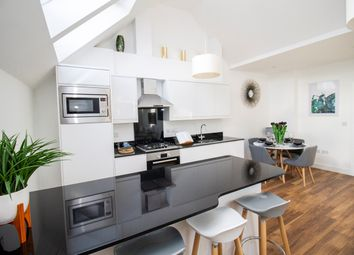 Thumbnail 2 bed flat for sale in Fleet Road, Fleet