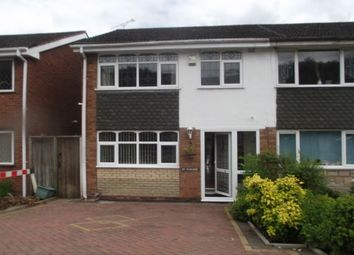 3 bed terraced house to rent in Parkside, Birmingham B32
