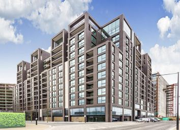 1 bed flat for sale in Freshwater Apartments, Plimsol Building, Kings Cross, London N1C