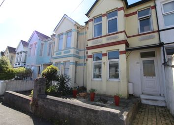 Thumbnail 4 bed terraced house for sale in Clarence Road, Torpoint, Cornwall
