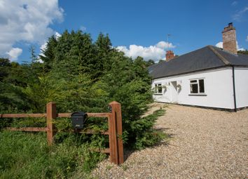 Thumbnail 2 bed semi-detached bungalow for sale in Norfolk/Suffolk Borders, Santon Downham, Near Thetford