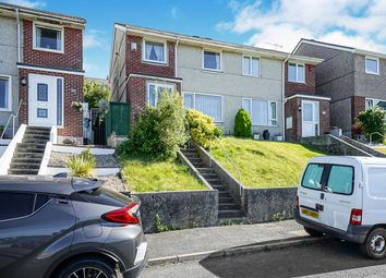 Thumbnail 3 bed semi-detached house for sale in Sefton Avenue, Lipson, Plymouth