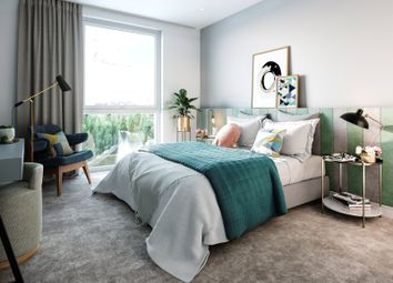 Thumbnail 1 bed flat for sale in Grand Union, Northfields