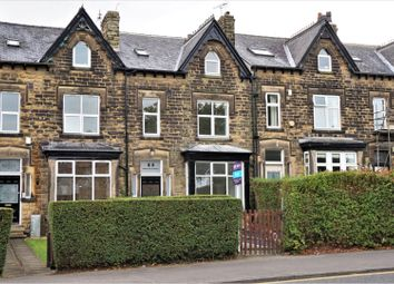 Thumbnail 5 bed terraced house to rent in Street Lane, Roundhay, Leeds
