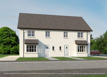 Thumbnail 3 bed semi-detached house for sale in St Oran's Place, Connel