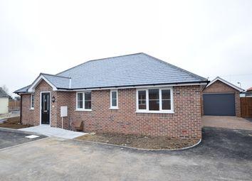 Thumbnail 3 bed detached bungalow for sale in Plot 6 Whitegate Mews, Little Clacton