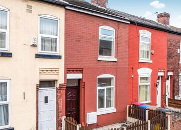 Thumbnail 2 bed terraced house for sale in Lansdowne Road, Eccles, Manchester