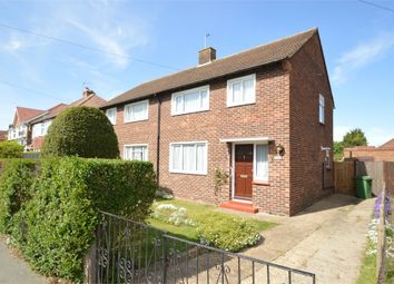 Thumbnail 3 bed semi-detached house for sale in Cottimore Lane, Walton-On-Thames, Surrey