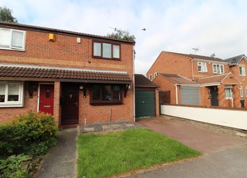 2 bed semi-detached house for sale in The Copse, Hucknall, Nottingham NG15