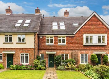 Thumbnail 3 bed terraced house for sale in Parkside Mews, Warlingham, Surrey