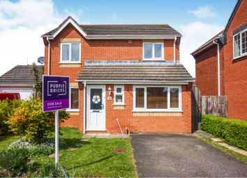 Thumbnail 3 bed detached house for sale in Paddock Lane, Metheringham, Lincoln