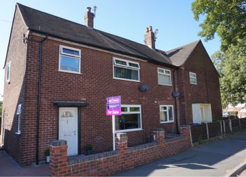 Thumbnail 3 bed semi-detached house for sale in Wythenshawe Road, Manchester