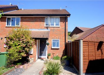 Thumbnail 2 bed end terrace house for sale in Wingfield Gardens, Camberley