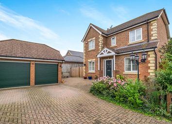 Thumbnail 4 bed detached house for sale in Westfield Gardens, Borden, Sittingbourne