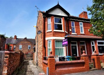 Thumbnail 2 bed end terrace house for sale in Alexandra Avenue, Manchester