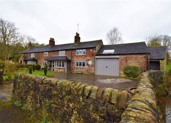 Thumbnail 3 bed cottage for sale in Brook Lane, Endon, Stoke-On-Trent