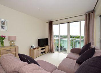 Thumbnail 1 bed flat for sale in Highbury Drive, Leatherhead, Surrey