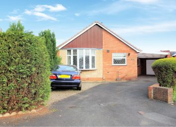 Thumbnail 2 bed detached bungalow for sale in Beachcroft Road, Kingswinford