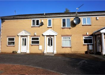 Thumbnail 2 bedroom maisonette for sale in Eddystone Close, Cardiff