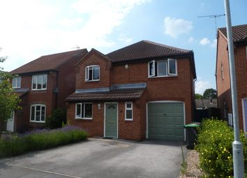 Thumbnail 4 bed detached house to rent in Maple Way, Selston, Nottingham